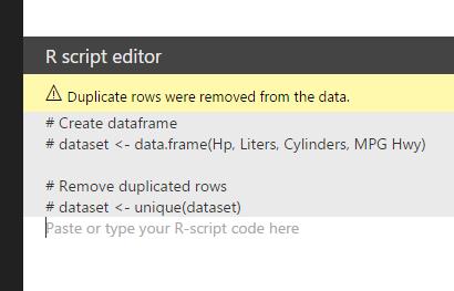 R Code Script Editor