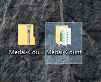 Extracted Folder