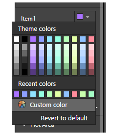 Loaded Custom Color Theme