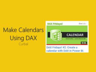 Calendars - Curbal