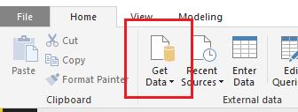 Get Data Button